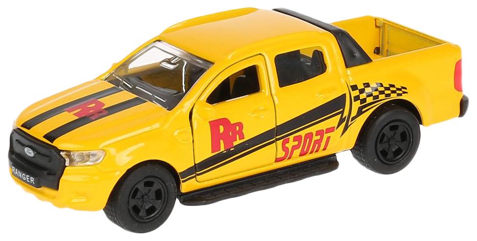 Купить Коллекционная модель Технопарк Ford Ranger SB-18-09-FR-S, Коллекционные модели