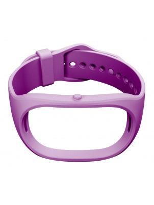 Ремешок для фитнес-браслета HEALBE GoBe 2 Purple