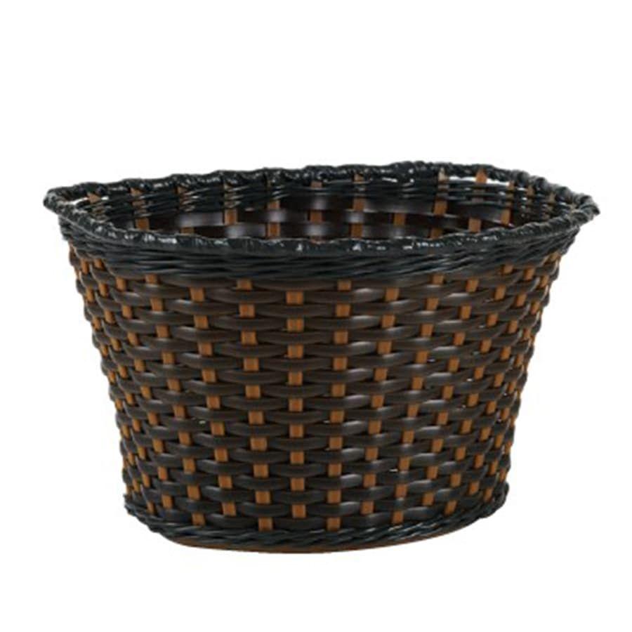 Велокорзина 12' BS03, Черный/Коричневый