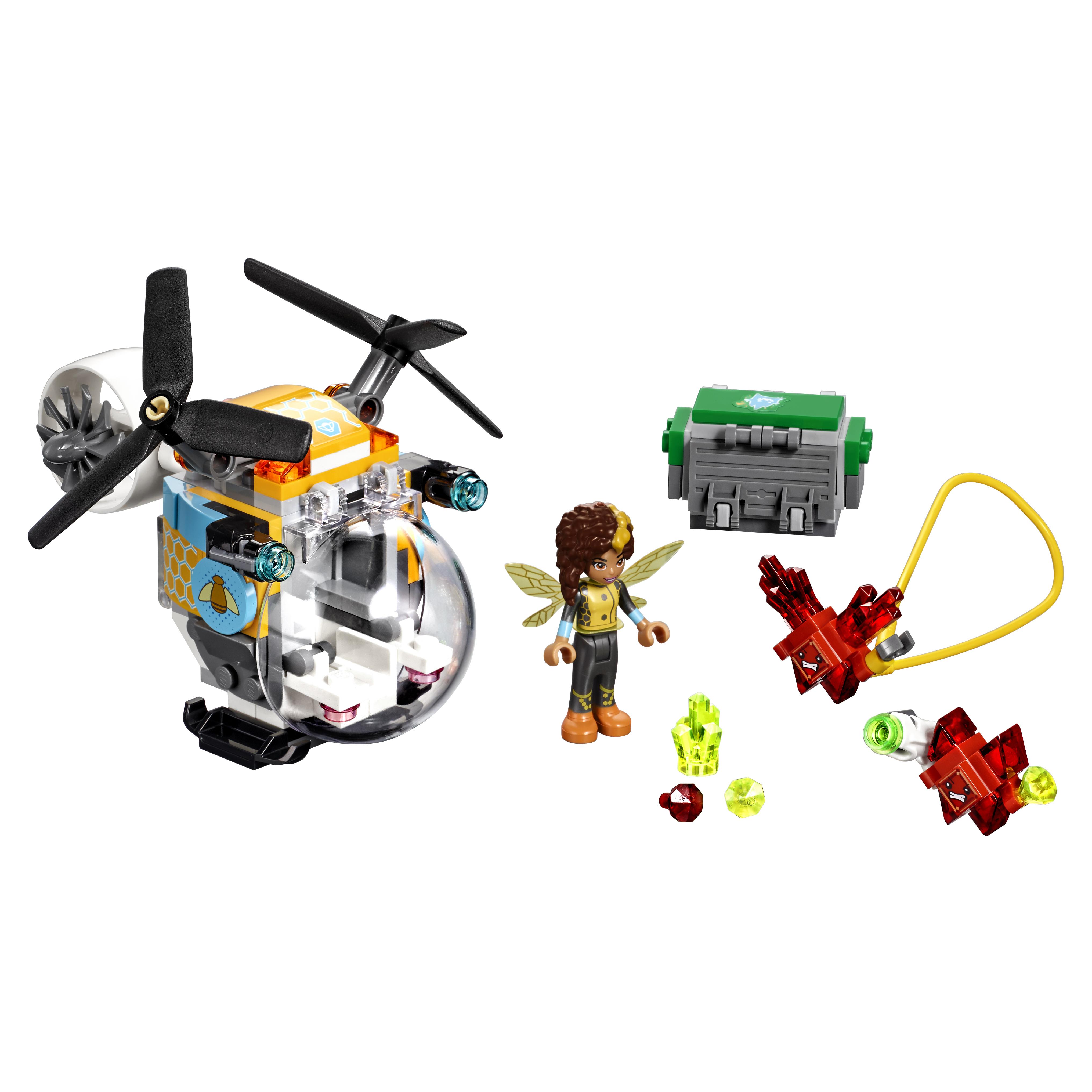 Купить Конструктор LEGO DC Super Hero Girls Вертолёт Бамблби (41234),