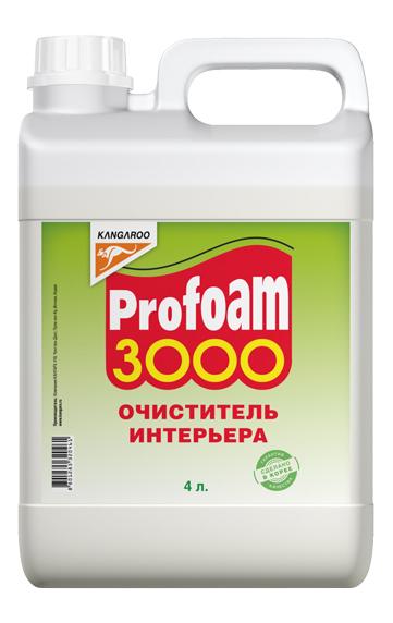 Очиститель Kangaroo Profoam 3000 (320461)