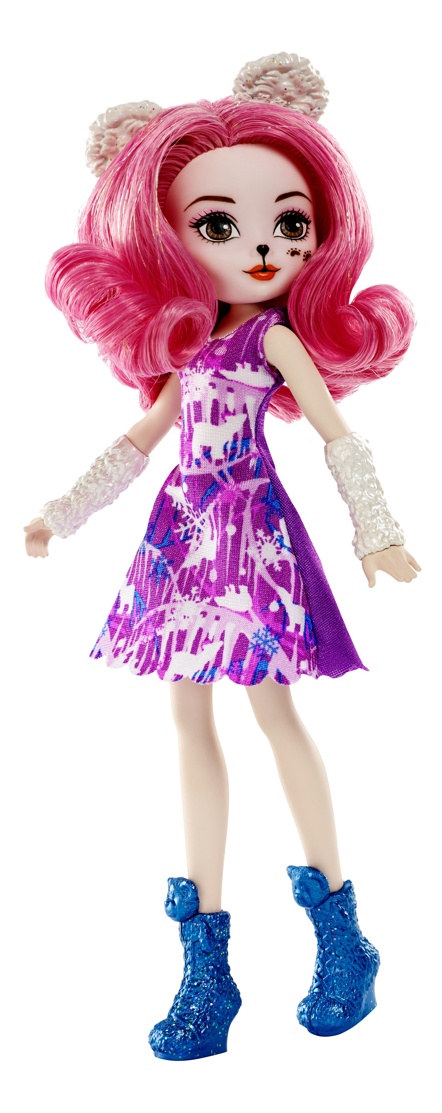 Купить Кукла Ever After High Заколдованная зима DNR63 DNR65, Куклы