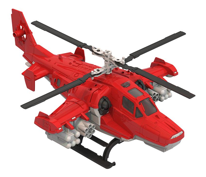 Вертолет Нордпласт Пожарный