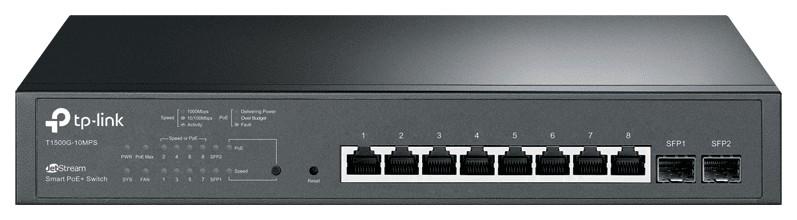 Коммутатор TP LINK T1500G 10MPS Black