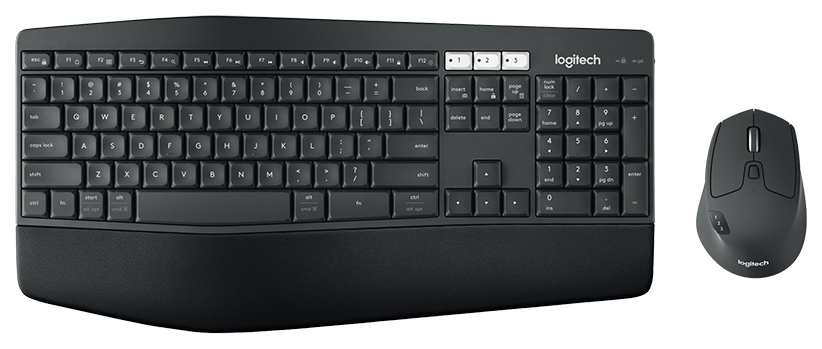 LOGITECH ® MK850 PERFORMANCE WIRELESS KEYBOARD AND MOUSE COMBO 2.4GHZ/BT