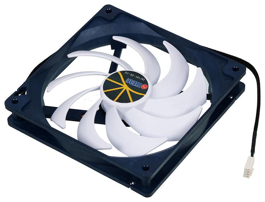 Корпусной вентилятор Titan TFD-14025H12ZP/KE(RB) фото