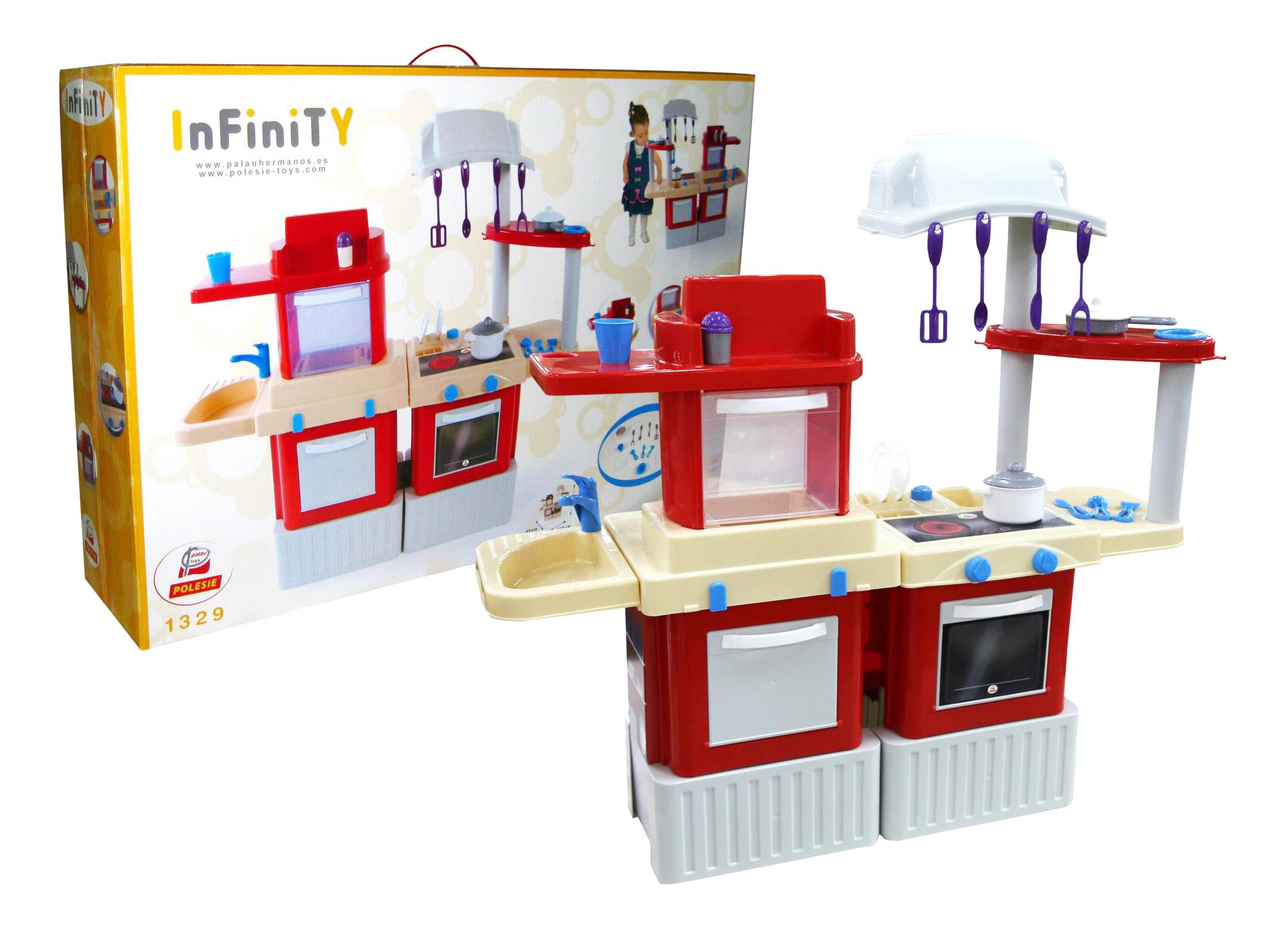 Купить Кухня Полесье Coloma Y Pastor Infinity basic №5 в коробке,