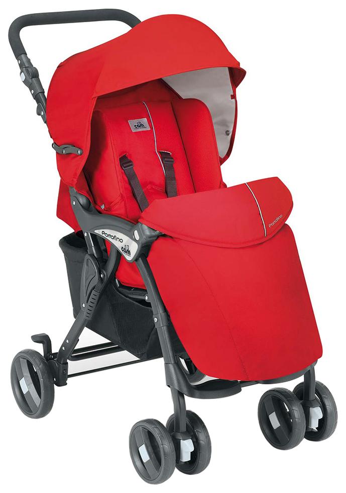 Купить Прогулочная коляска CAM Portofino Красный 24, Коляски книжки