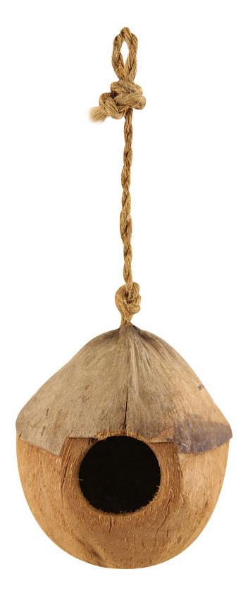 Домик для попугаев из кокоса 52031001,
