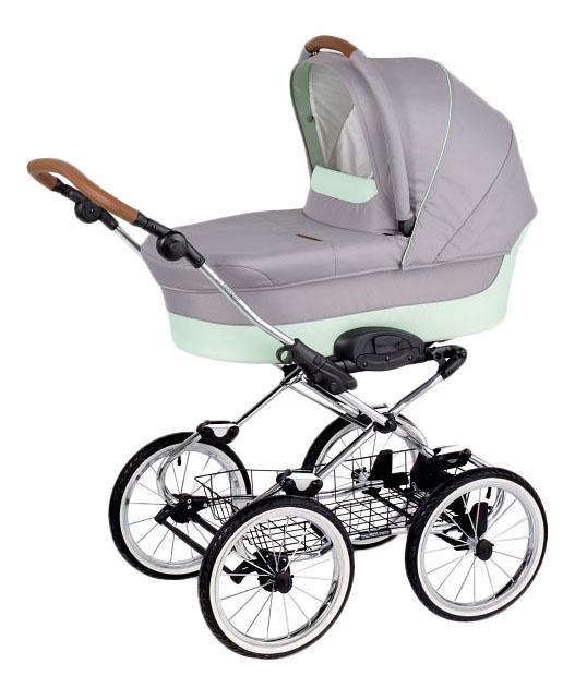 Купить Коляска-люлька Navington Caravel 12' bali, Коляски для новорожденных