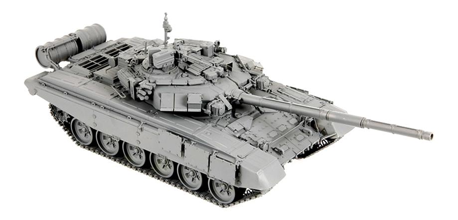 Модель Для Сборки Zvezda Российский Основной Боевой Танк Т-90, 3573 фото