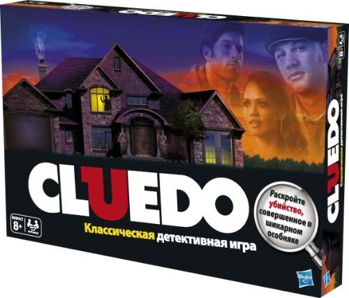 Настольная игра HASBRO GAMES Cluedo Обновленная