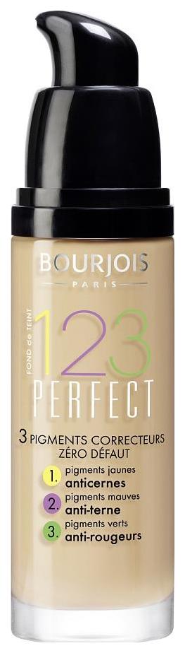 Купить Тональный крем Bourjois 123 Perfect New 54 бежевый