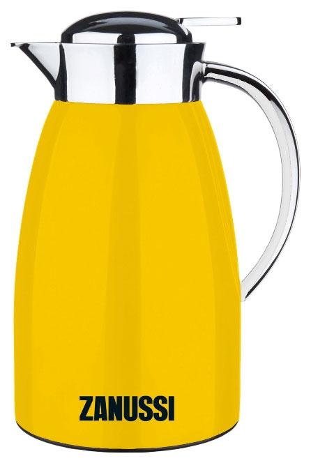 Термос Zanussi Livorno 1,5 л желтый