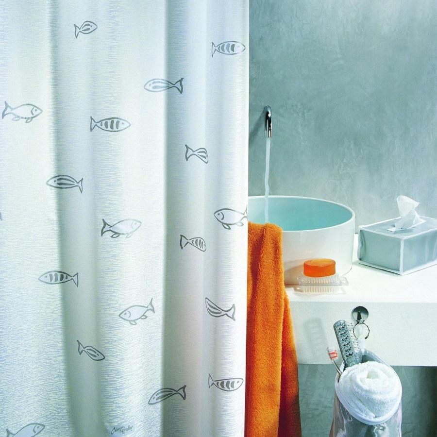 Штора для ванной Spirella Kos 1001008