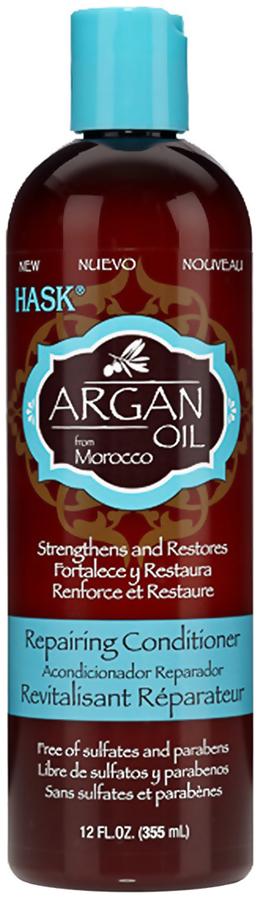 Кондиционер для волос Hask Argan Oil Repairing