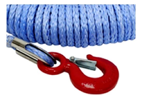 Крюк для автомобильной лебедки T MAX 4.54т