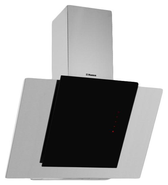 Вытяжка наклонная Hansa OKP 9552 SH Silver/Black
