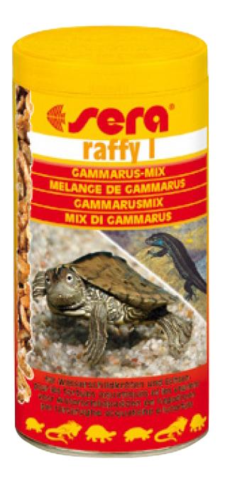 SERA Raffy I кормовая смесь для черепах