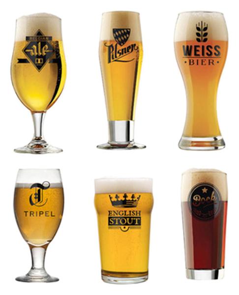 Бокал для пива Balvi l'Hédoniste 26062 Прозрачный