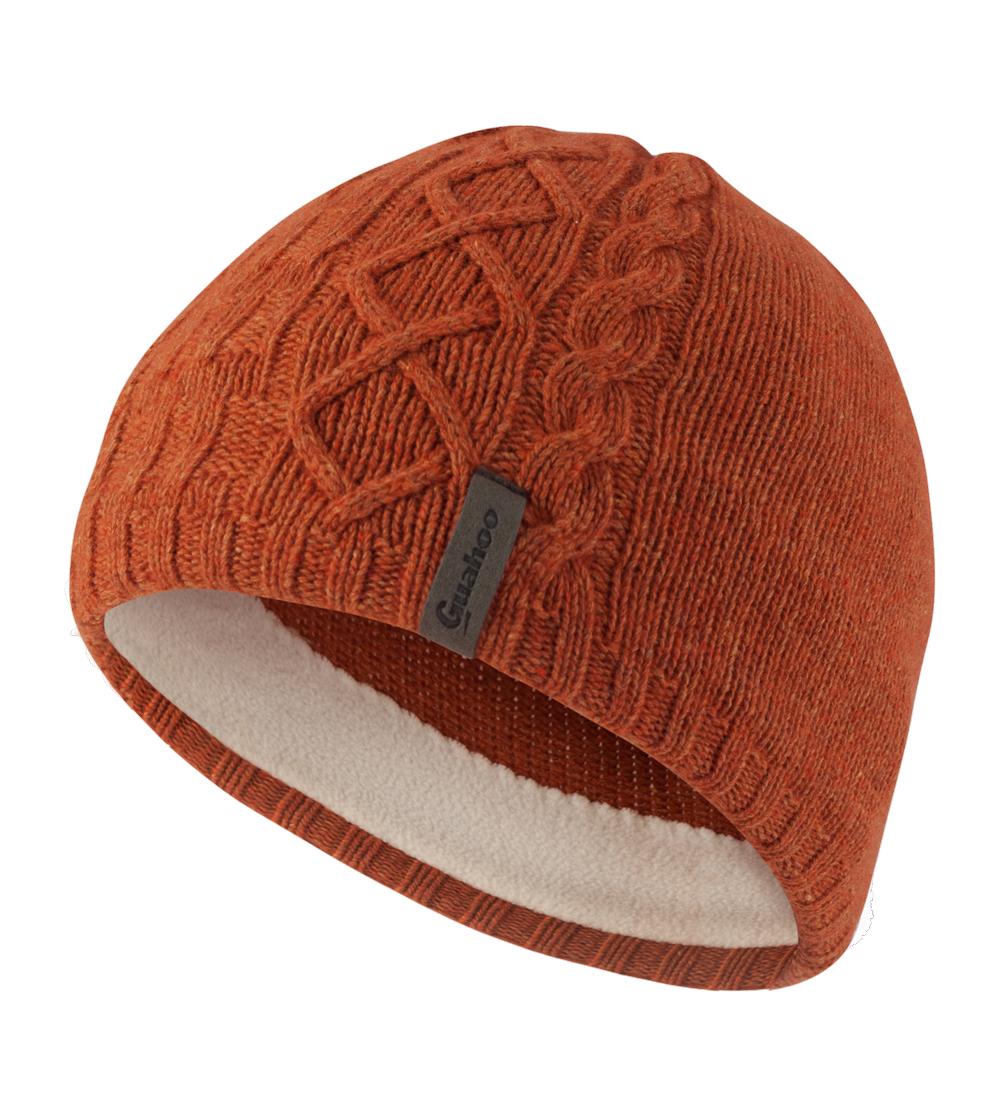 Шапка женская GUAHOO 71 0751 TC оранжевая