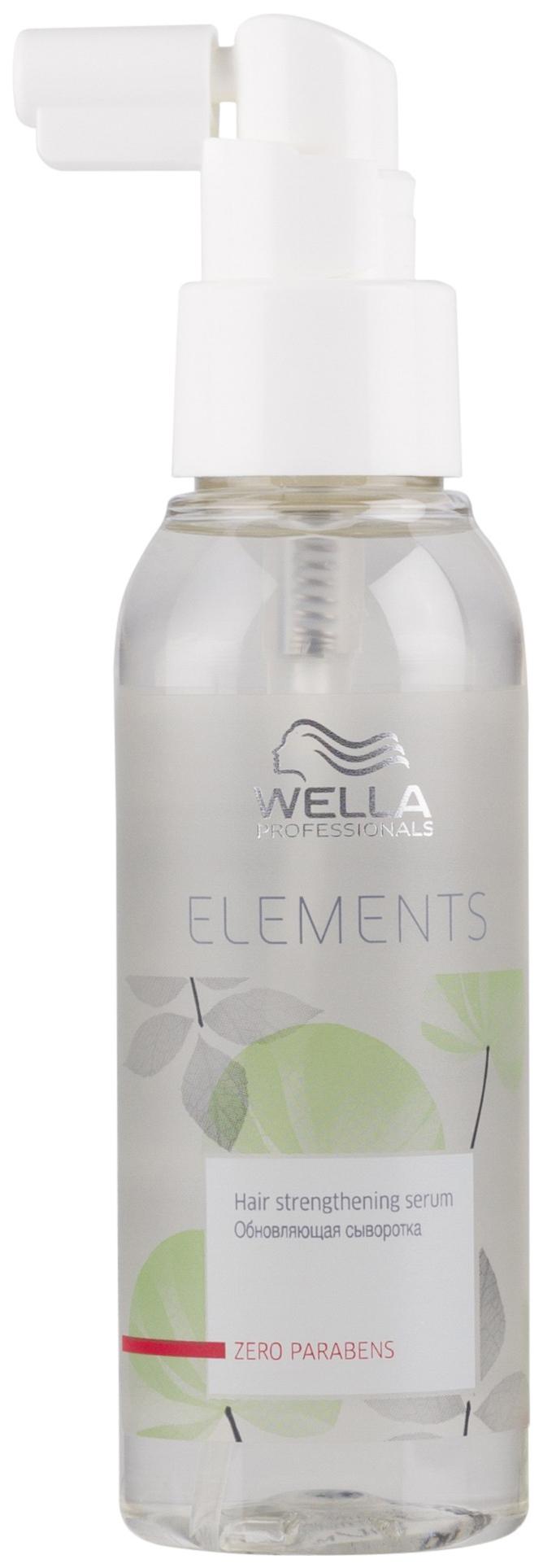 WELLA PROFESSIONALS HAIR STRENGTHENING SERUM