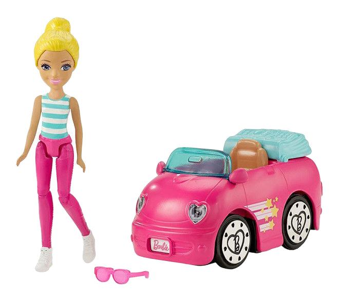 Кукла Barbie Автомобиль и кукла