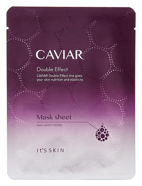 Маска для лица It\'s Skin Caviar Double Effect Антивозрастная 22 мл