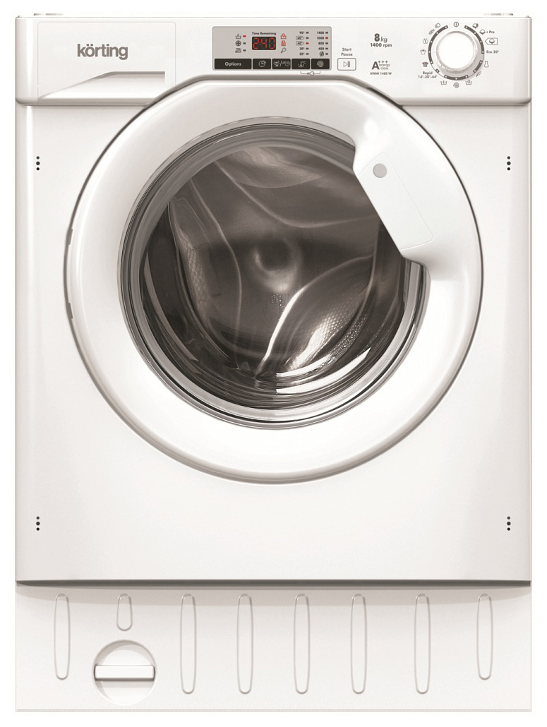 Встраиваемая стиральная машина Korting KWMI 1480 W фото
