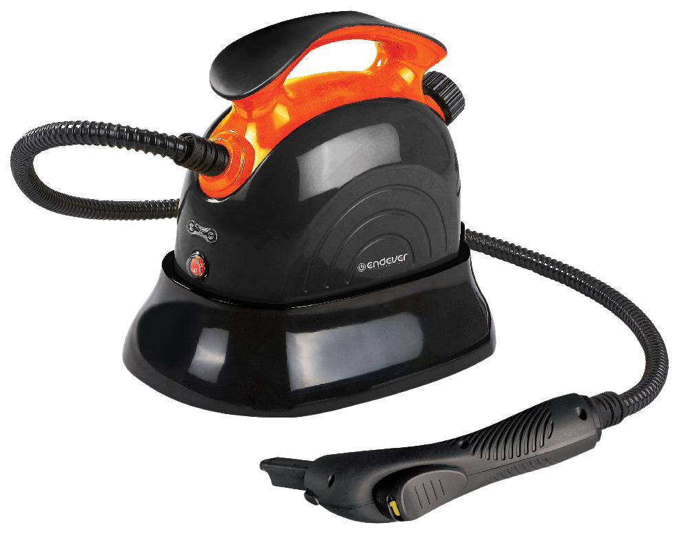 Пароочиститель Endever Odyssey Q 804 Orange/Black