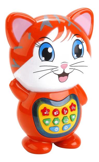 Купить Кот сказочник, Интерактивная игрушка Кот-сказочник Умка, Интерактивные развивающие игрушки
