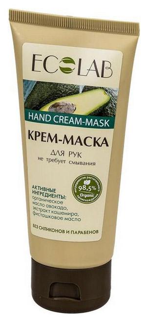 Купить Крем для рук EcoLab Крем-маска 100 мл, EO LABORATORIE