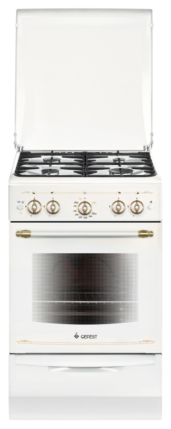 Газовая плита GEFEST ПГ 5100-02 0185 White