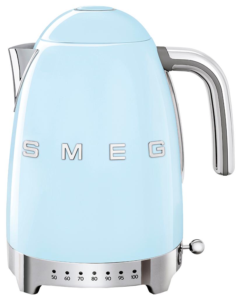 Чайник электрический Smeg KLF04PBEU Blue
