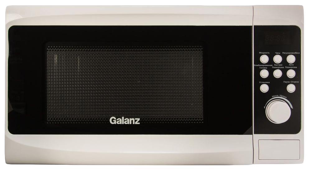 Микроволновая печь соло Galanz MOG 2070D white/black
