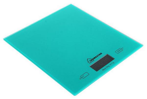Весы кухонные Homestar HS 3006 цвет Зеленый