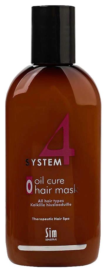 SIM SENSITIVE OIL CURE HAIR O