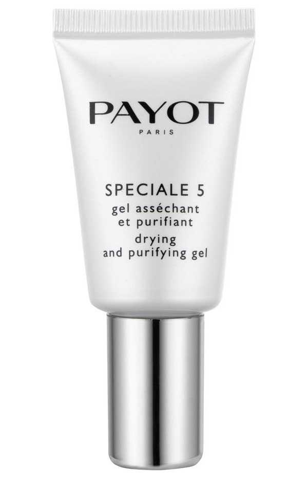 Гель для лица Payot Pate Grise Speciale 5 подсушивающий очищающий 15мл фото