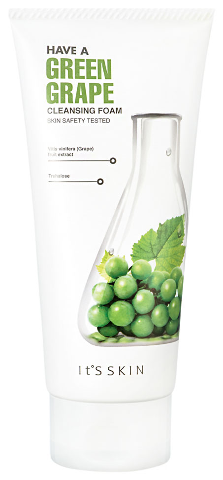 Пенка для умывания It's Skin Green Grape