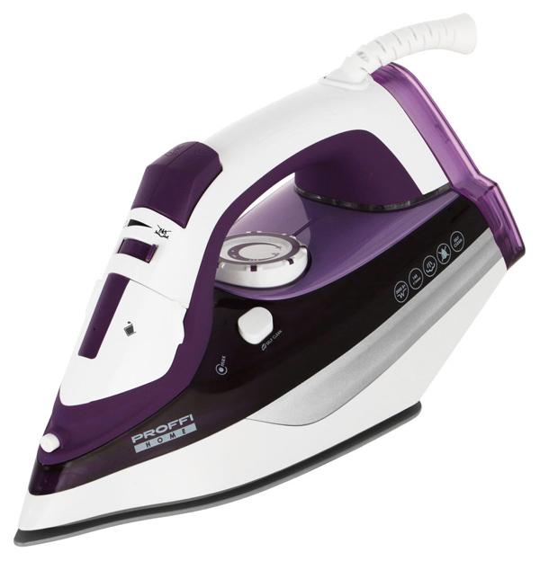 Утюг Proffi Home Steam Pro PH8944 White/Purple
