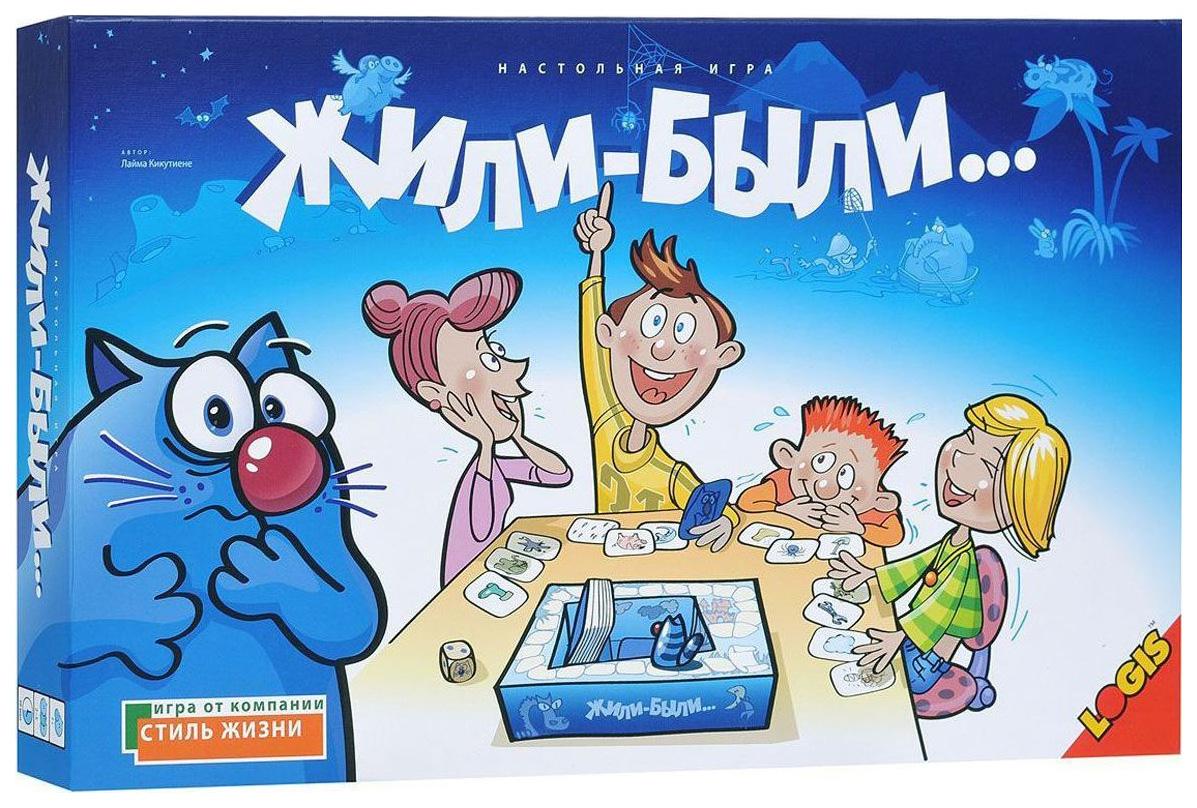 Купить Настольная игра Logis Жили-были БП000008085,