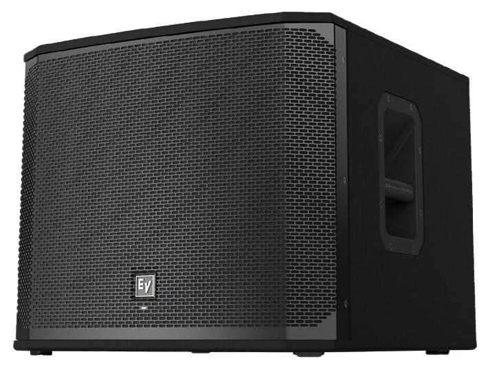 Сабвуфер Electro Voice EKX 15SP Black