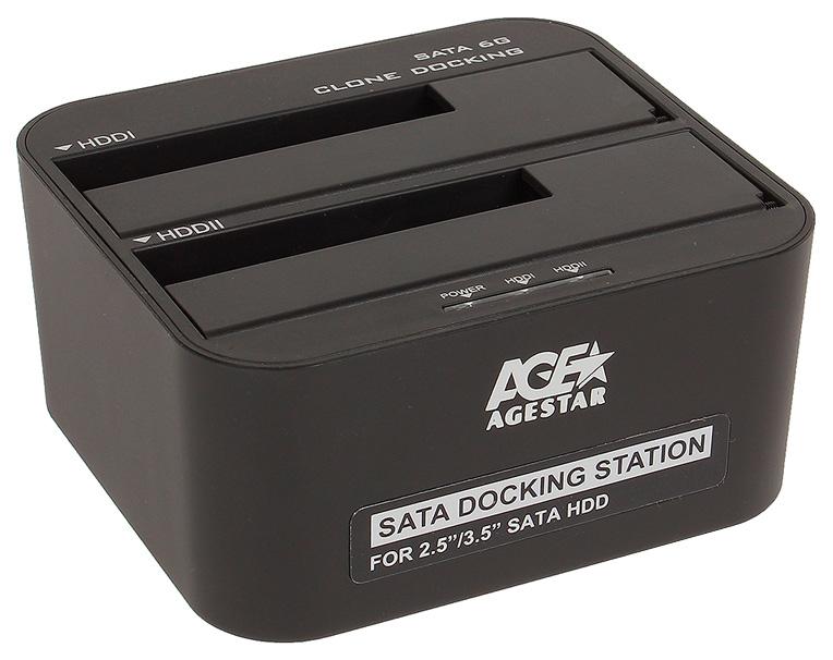 Док станция для HDD Agestar 3UBT6