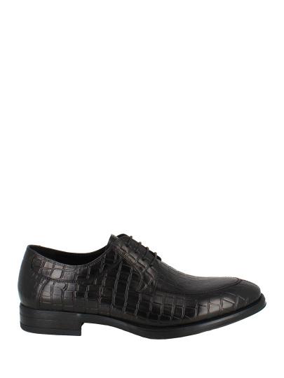 Полуботинки мужские Just Couture черные