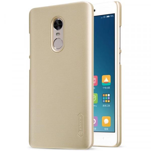 Чехол Nillkin Matte для Xiaomi Redmi Note 4X / Note 4 (SD) Gold