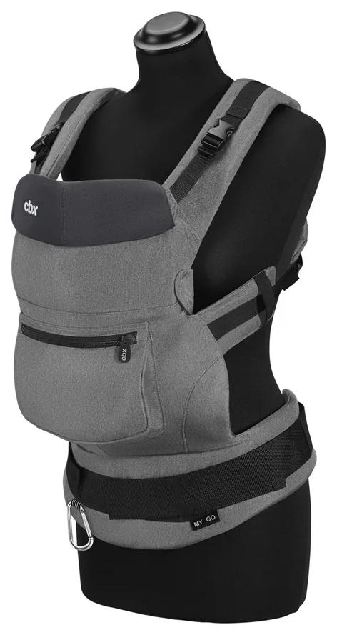 Cbx рюкзак переноска my.go comfy grey