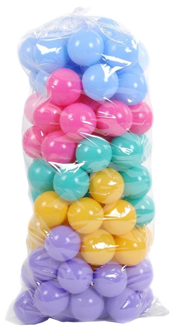 Мячики для сухого бассейна, 7.5 см,