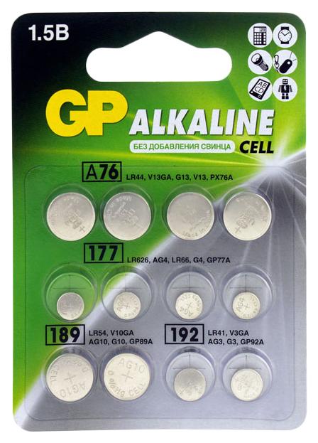 Батарея GP GPACM02F 2CR12 12 шт