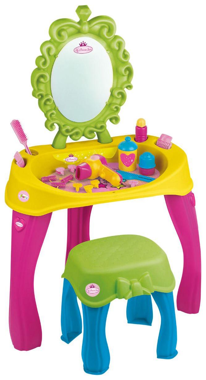 Купить Игровой набор FARO 6893 Туалетный столик 85см, Игрушечные туалетные столики