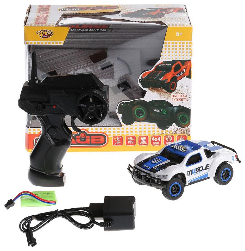 Купить Машина на радиоуправлении Yako Toys YTM7393-1, Радиоуправляемые машинки